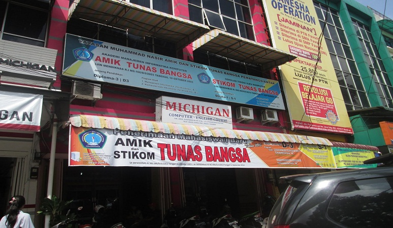 PENERIMAAN MAHASISWA BARU (STIKOM-TB) SEKOLAH TINGGI ILMU KOMPUTER TUNAS BANGSA