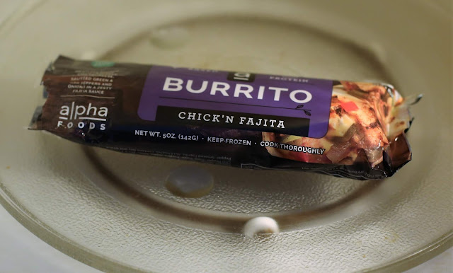 Alpha Foods Burritos