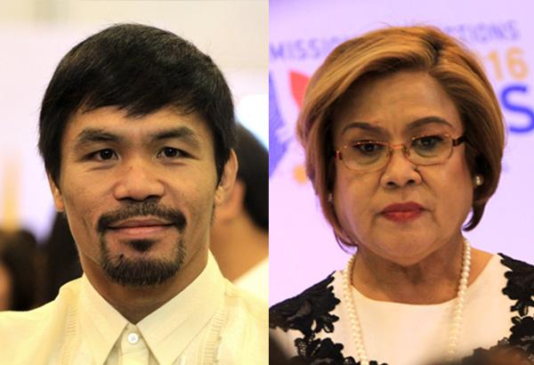 Pacquiao: Ang committee ay para sa taong bayan, hindi lang pangsarili