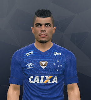 PES 2017 Faces Egídio by Cleiton