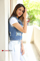 Telugu Actress Lavanya Tripathi Latest Pos in Denim Jeans and Jacket  0096.JPG