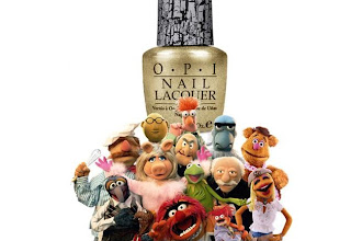 Lubie Vernis : OPI The Muppets, Christmas Collection
