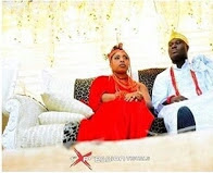 ooni of ife and wuraola zainab otiti