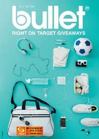 Catalogue Bullet 2017 : Objets Publicitaires