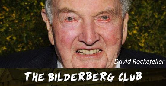 David Rockefeller Bilderberg Club