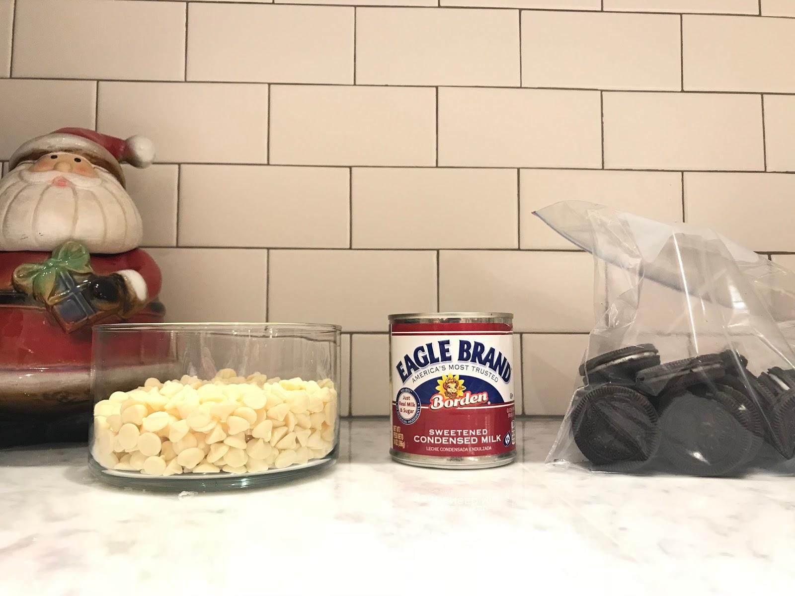 how to make cookies n cream fudge