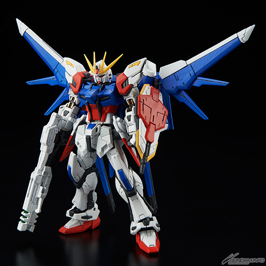 RG #23 1/144 Build Strike Gundam Full Package