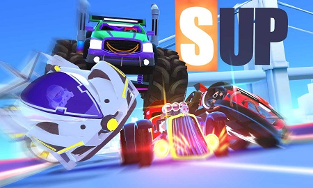 SUP Multiplayer Racing All Car Unlocked MOD Unlimited Coin Money v1.0.8 Apk Android Terbaru
