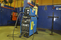 TIG welding machine image