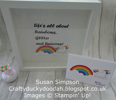 Stampin' Up! UK Independent  Demonstrator Susan Simpson, Craftyduckydoodah!, Magical Day, Supplies available 24/7 from my online store,
