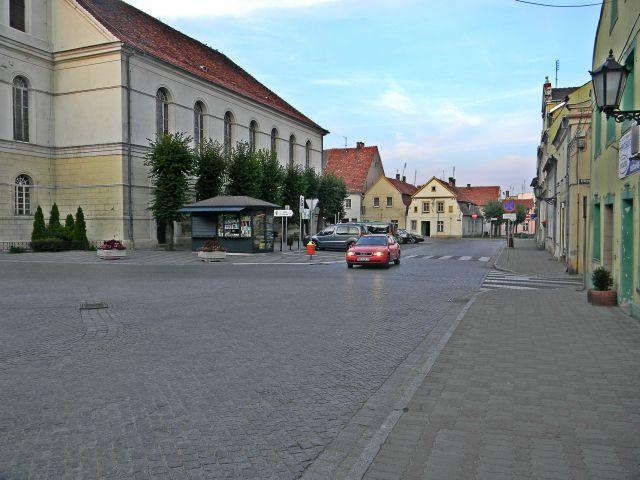 miasta Polski, ulice