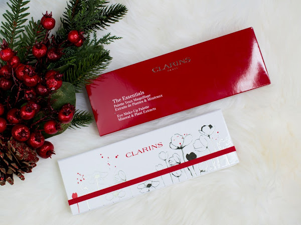 Silvesterlook mit der The Essentials Palette von Clarins