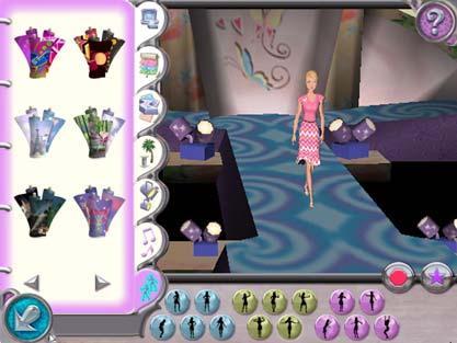 Barbie Fashion Show - PC   gamepressure.com
