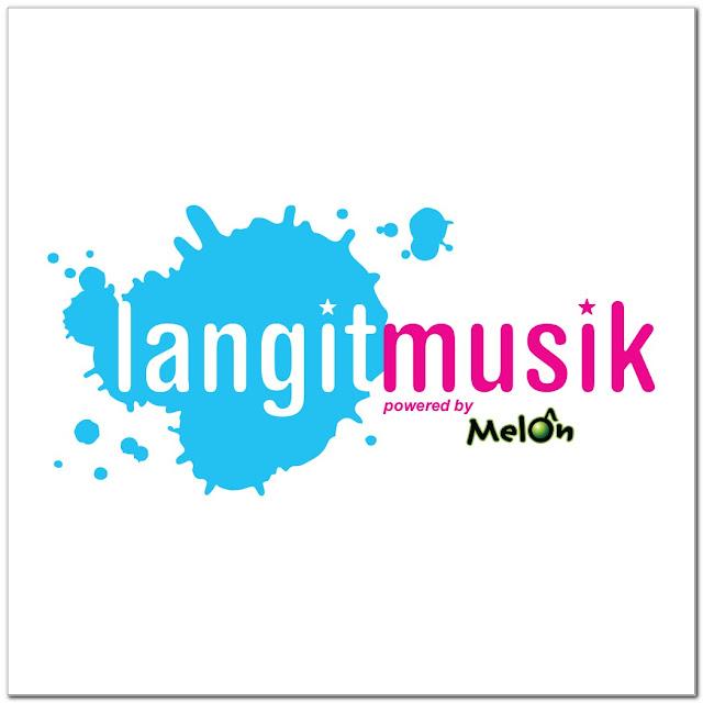 aplikasi musik online  Langit Musik