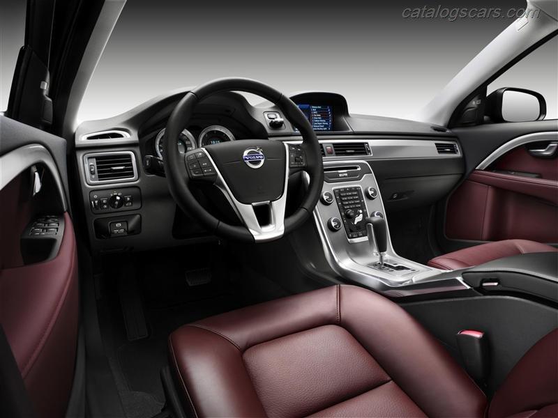 صور سيارة فولفو S80 2012 - اجمل خلفيات صور عربية فولفو S80 2012 - Volvo S80 Photos Volvo-S80_2012_800x600_wallpaper_10.jpg