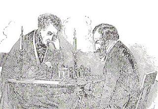 Partida de ajedrez Howard Staunton contra Bernhard Horwitz
