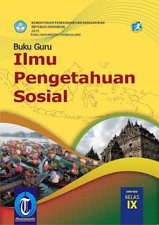 Download Buku IPS kelas 9 SMP K13 Revisi 2017