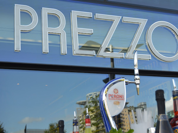 Giveaway - Win a £25 Prezzo Gift Card