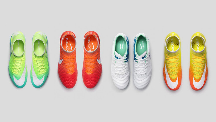 af585e629 Outstanding collection. Let us know on which boot you would love to get  your hands if Nike would release them as Men's version in the comments  below.