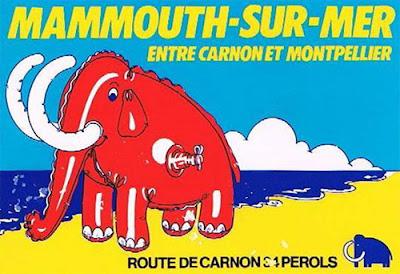 Mammouth-sur-Mer route de Carnon