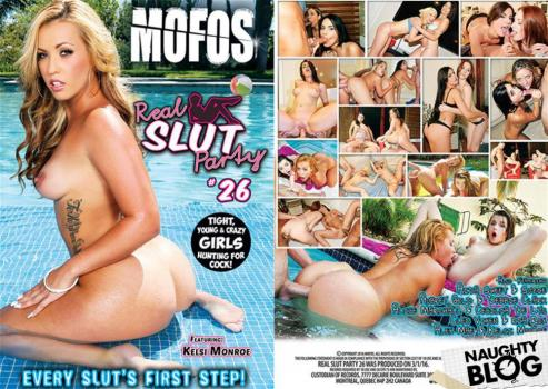 Real Slut Party 26 (2016)