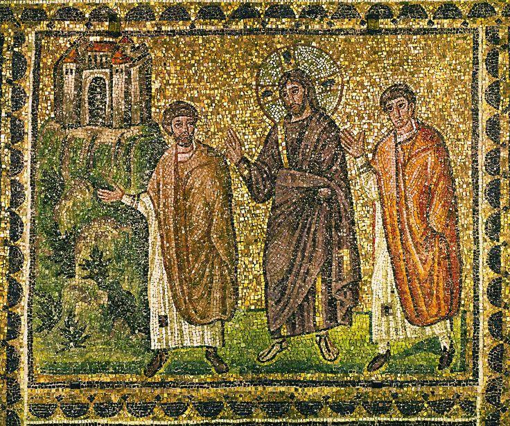 byzantine mosaic analyze essay