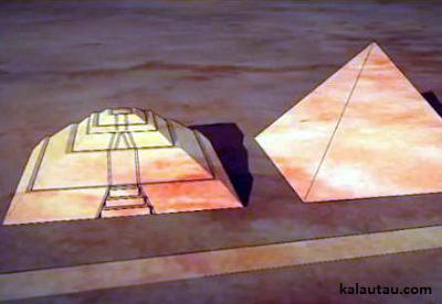 kalautau.com - Piramid Teotihuacan