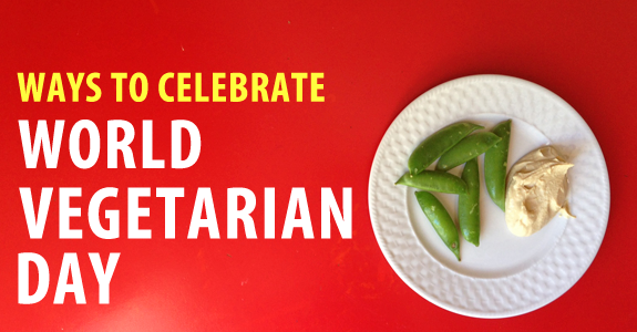 List of what to do in world vegetarian day