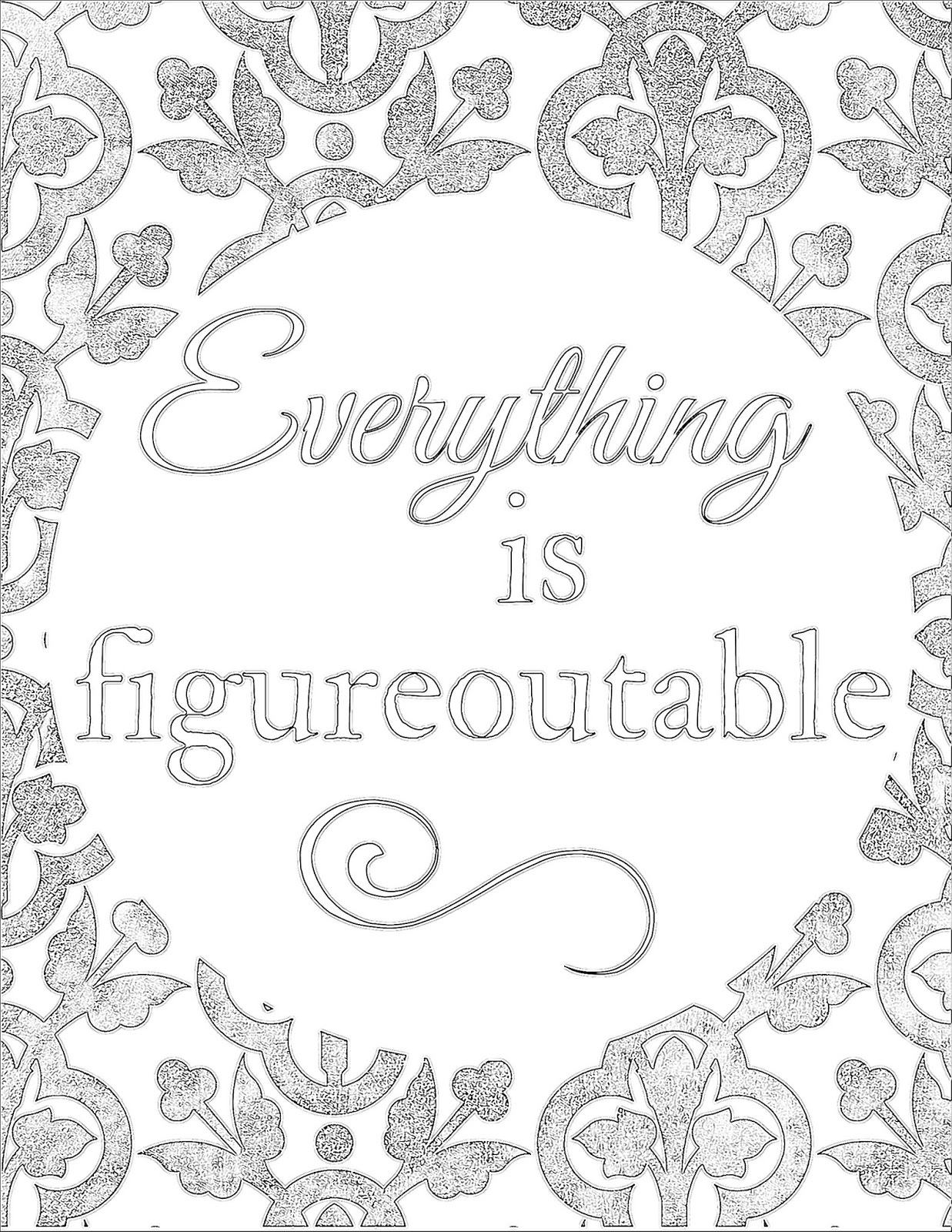 The Prudent Pantry: Colorful Quotes: Everything is ...