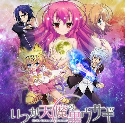 تحميل ومشاهدة جميع حلقات انمي Itsuka Tenma no Kuro Usagi مترجم عدة روابط