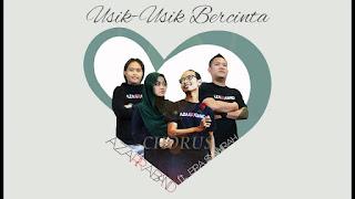 Lirik Lagu Azarra Band Usik Usik Bercinta (feat Eira Syahirah)