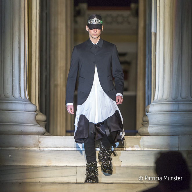 DSQUARED2 menswear collection 2017/2018