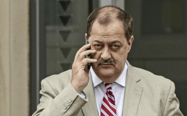 NEW: Failed GOP Candidate Don Blankenship Files $12 Billion Defamation Lawsuit Against Major Media Outlets