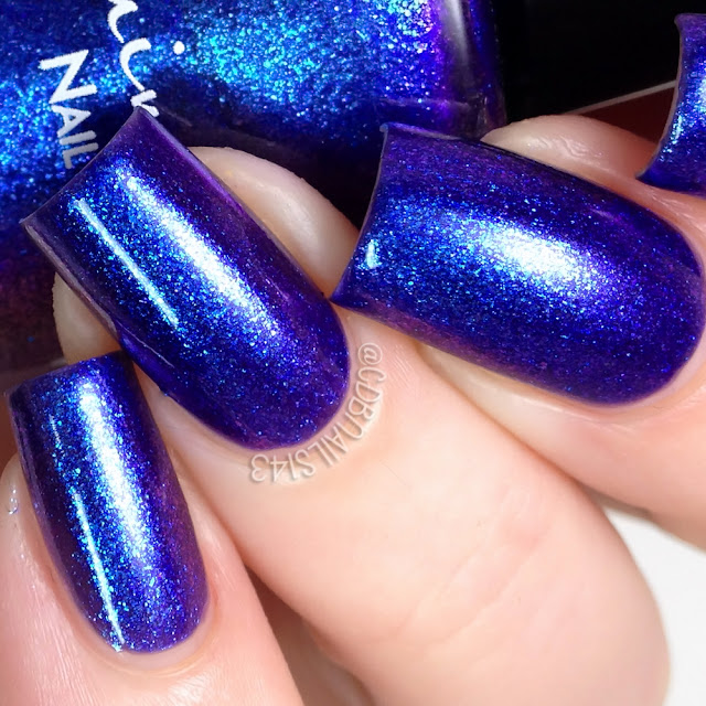 KBShimmer-Royal To A Fault