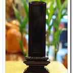 【黑紫檀祖先牌位訂做】特殊尺寸設計@用心專業服務的九龍~感謝加拿大趙先生和我們結緣