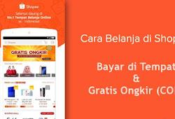 Pengalaman Belanja Di Shopee Bayar Lewat Indomaret - About Tech