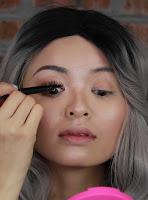 Fill in the eyeliner into inner rim of your eyes