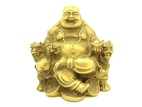 Positively ॐ Harvz: Laughing Buddha - Meaning behind the ...
