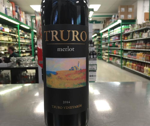 Truro Vineyards Merlot 2014