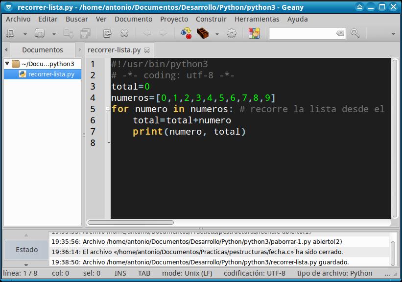 numpy pour python 3.5.2