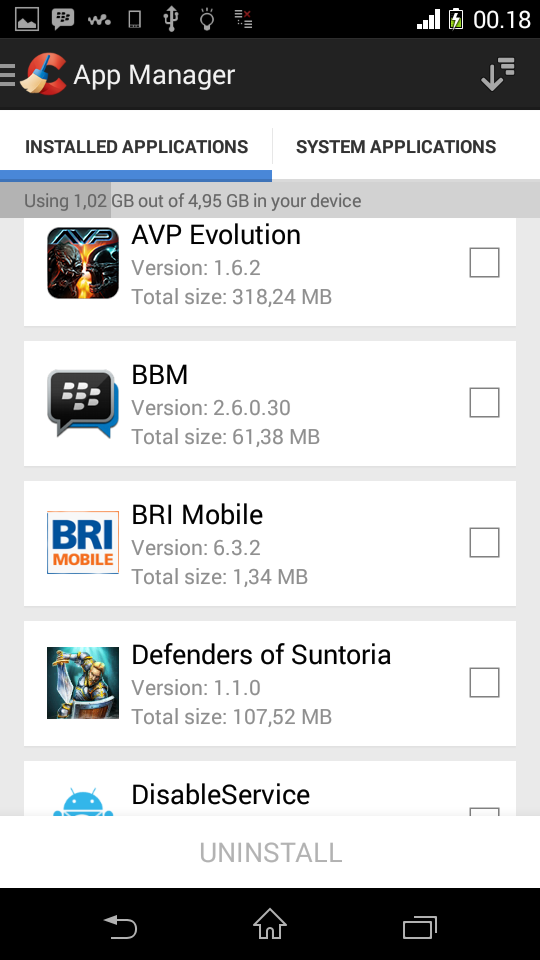 CCleaner for Android Apk Terbaru