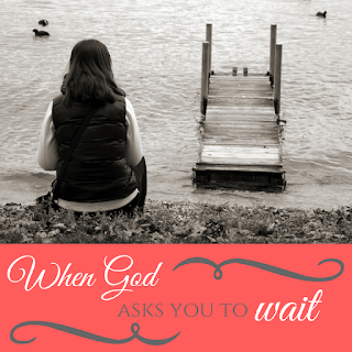 Has God called you to a season of waiting?  Here are 10 verses to encourage you as you draw near to Christ during this uncomfortable season.