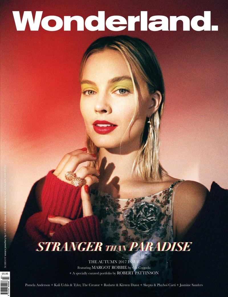 Margot Robbie Stars in Wonderland Magazine, Talks 'I, TONYA'