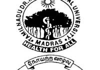 TN MGR University b.pharm 1st year results 2016