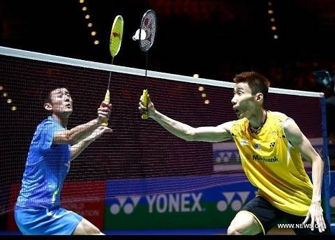Final Badminton Asia Championships 2016
