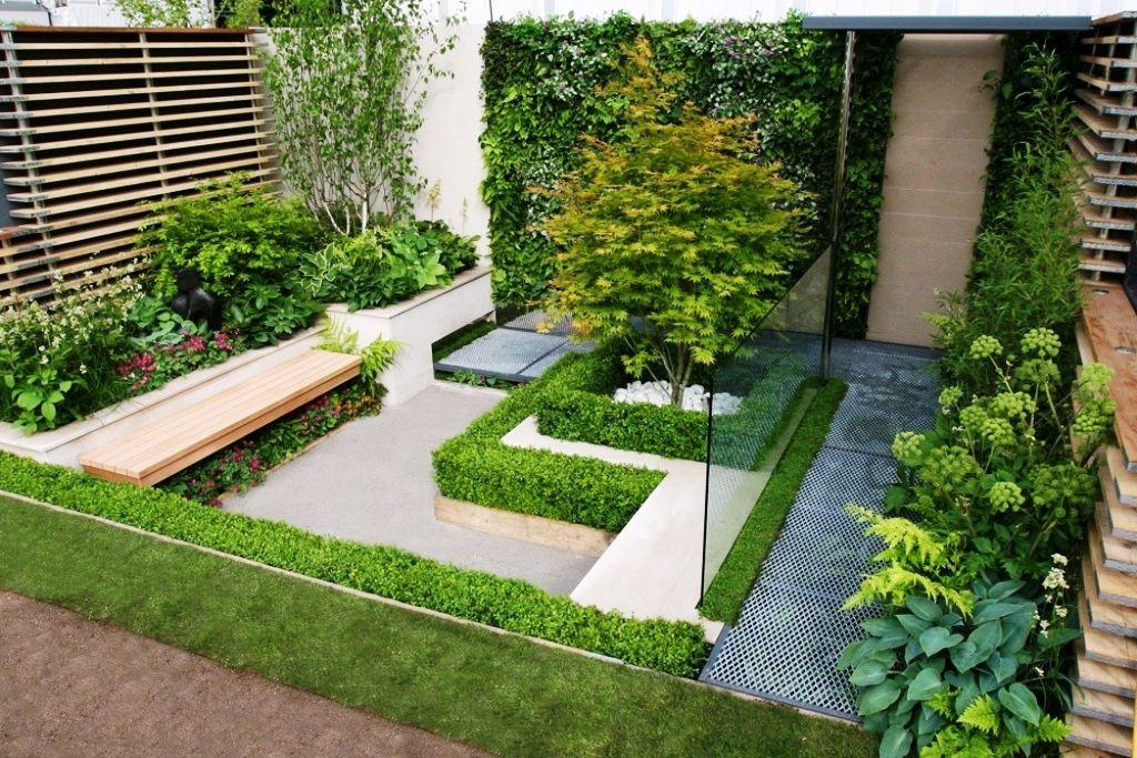 Foto Desain Taman Ala Jepang