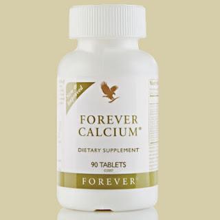 Хранителна добавка с калций /Forever Calcium/