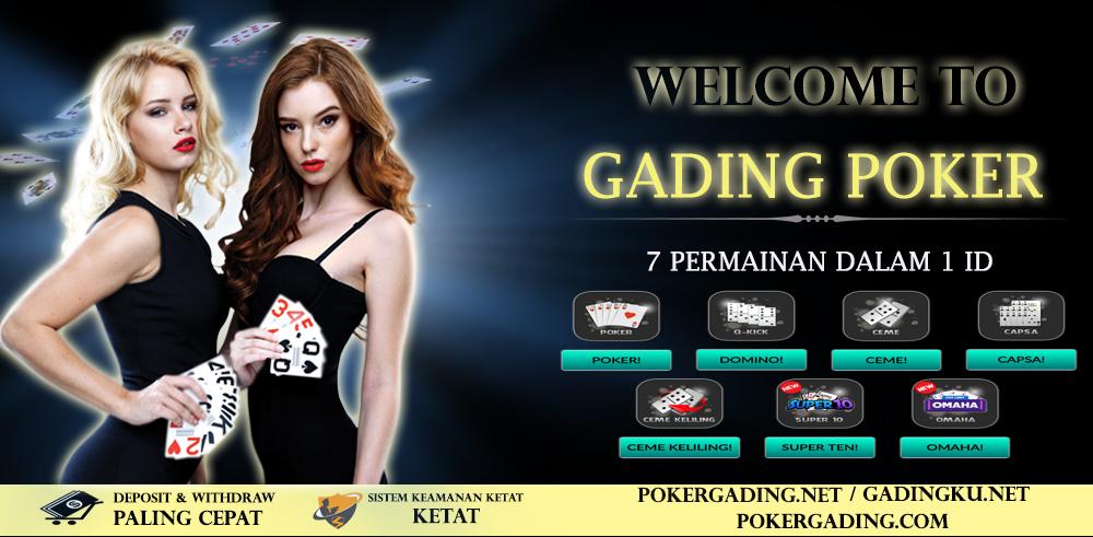 gadingpoker GADINGPOKER   Situs Poker Terpercaya dan Daftar Domino Online