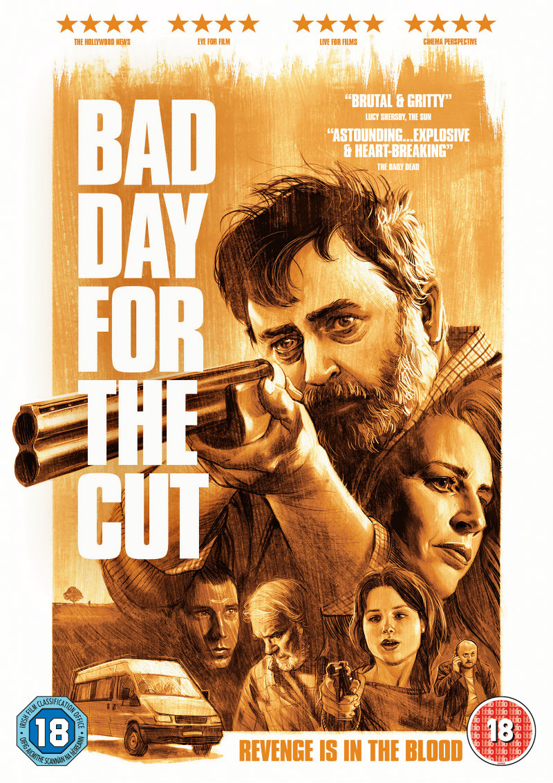 bad day for the cut movie poster