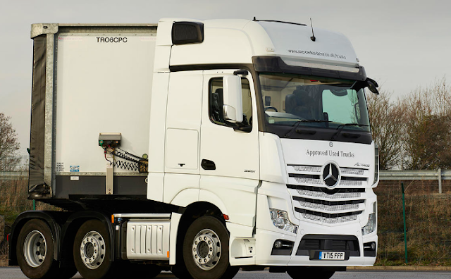 mercedes actros 2543 reviews